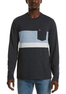Original Penguin Men's Colorblocked Stripe T-Shirt
