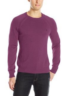 Original Penguin Men's Crew-Neck Sweater