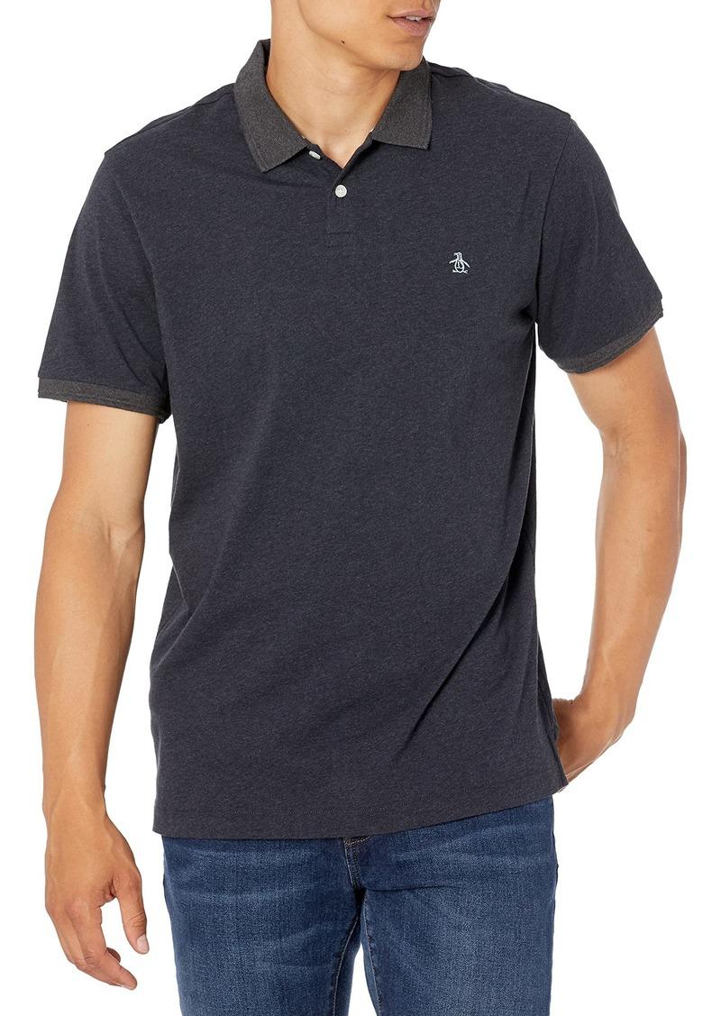 Original Penguin Men's Daddy Polo Short Sleeve Shirt