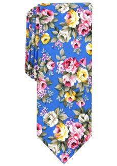 Original Penguin Men's Daivari Skinny Floral Tie