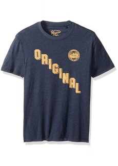 Original Penguin Men's Short Sleeve Logo Printed Tee