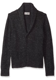Original Penguin Men's Donegal Shawl Cardigan  Extra Extra Large