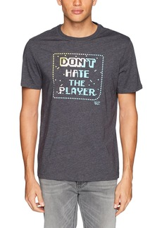 Original Penguin Men's Don't Hate The Player Tee  Extra Large