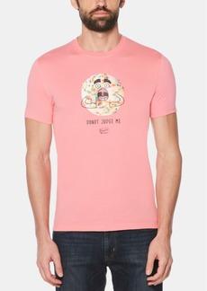 Original Penguin Men's Donut Judge Me Graphic T-Shirt