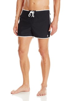 Original Penguin Men's Earl Box 3 Inch Swim Short