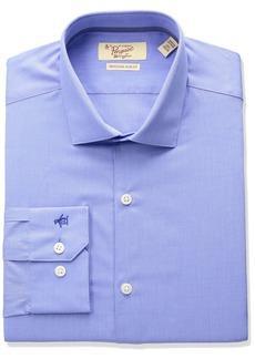 Original Penguin Men's Essential Slim Fit Spread Collar Dress Shirt