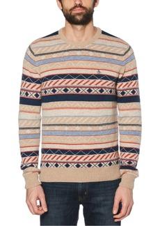 Original Penguin Men's Fair Isle Sweater