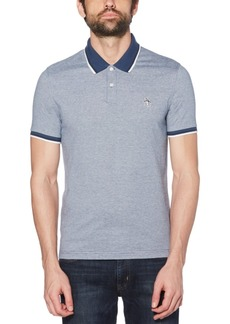 Original Penguin Men's Feeder Stripe Polo Shirt