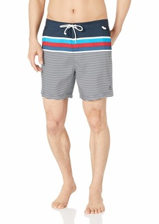 Original Penguin Men's Fixed Volley Swim Short