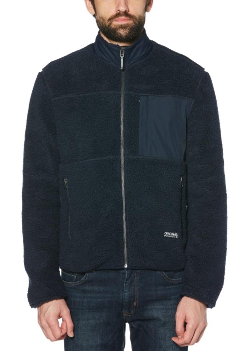 Original Penguin Men's Fleece Jacket