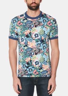 Original Penguin Men's Floral Graphic T-Shirt