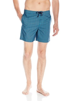 Original Penguin Men's Foulard Volley Trunk