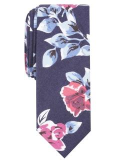 Original Penguin Men's Fran Skinny Floral Tie