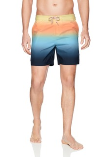 Original Penguin Men's Gradient Fixed Volley Trunk