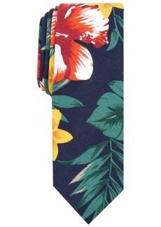 Original Penguin Men's Grady Skinny Floral Tie