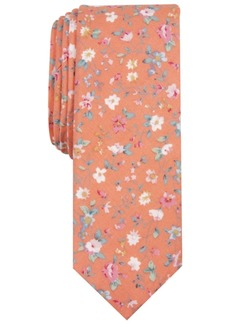 Original Penguin Men's Harkins Skinny Floral Tie