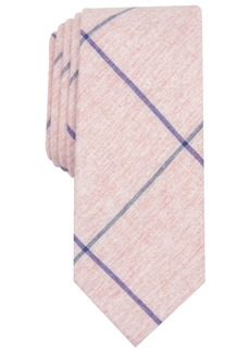 Original Penguin Men's Hartley Grid Skinny Tie