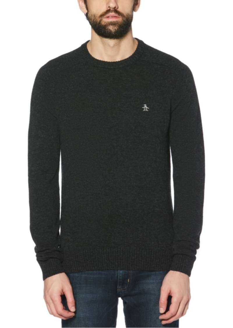 Original Penguin Men's Heritage Slim-Fit Sweater