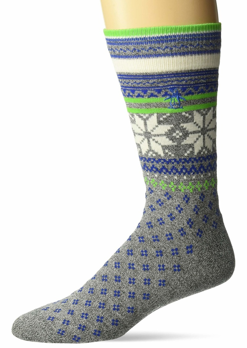 Original Penguin Men's Knit Socks
