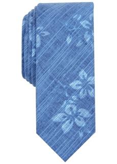 Original Penguin Men's Lazelle Floral Skinny Tie