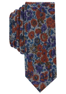 Original Penguin Men's Lemongrass Floral Tie purple