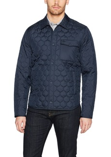 Original Penguin Men's Light Weight Onion Quilted Jacket