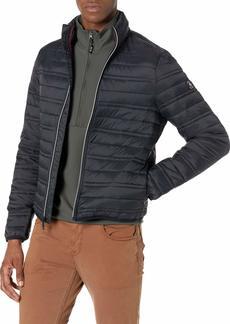 Original Penguin Men's Lightweight Long Sleeve Channel Jacket  X Large