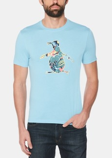 Original Penguin Men's Logo Graphic T-Shirt