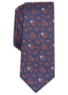 Original Penguin Men's London Floral Skinny Tie
