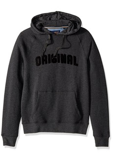 Original Penguin Men's Long Sleeve Boucle Hoodie