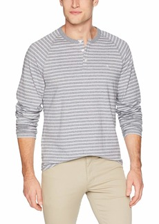 Original Penguin Men's Long Sleeve Henley  XXL