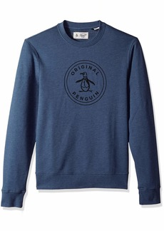 Original Penguin Men's Long Sleeve Logo Sweatshirt  XL
