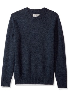 Original Penguin Men's Long Sleeve Mock Neck Crew
