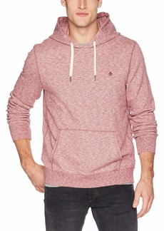 Original Penguin Men's Long Sleeve Pullover Hoodie  Extra Large