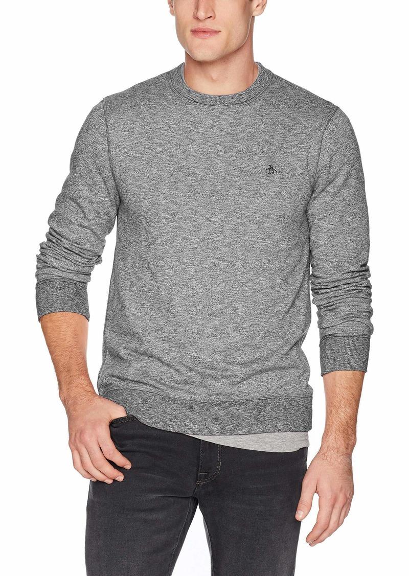 Original Penguin Men's Long Sleeve Sweatshirt  Extra Large