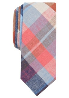 Original Penguin Men's Lyons Plaid Skinny Tie