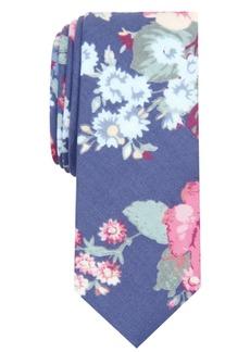 Original Penguin Men's Maellaro Floral Skinny Tie
