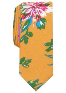 Original Penguin Men's Maslow Floral Skinny Tie