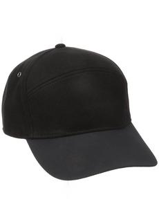 Original Penguin Men's Melton Wool Baseball Cap