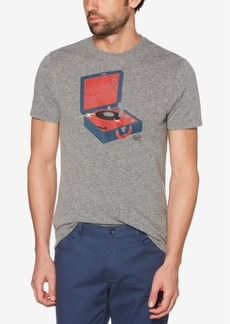 Original Penguin Men's Movin' & Groovin' Graphic T-Shirt
