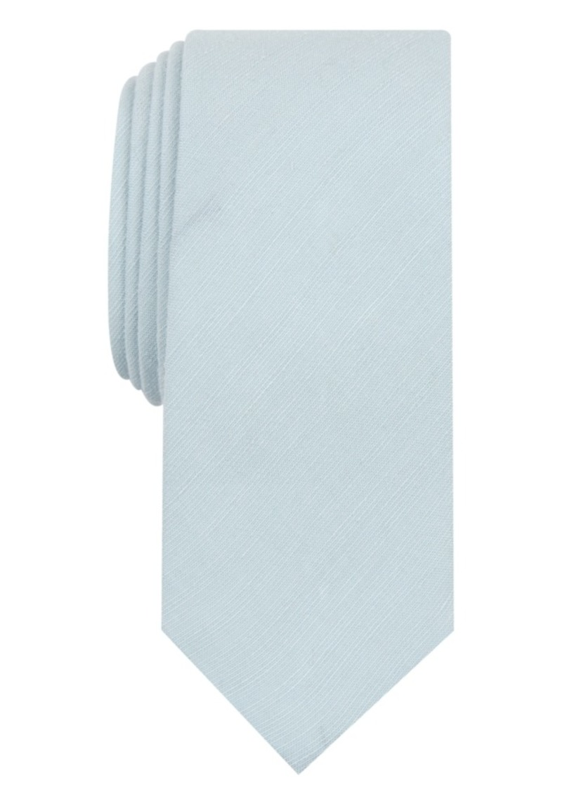 Original Penguin Men's Okita Solid Skinny Tie
