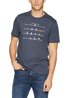 Original Penguin Men's Original Foosball Tee  Extra Extra Large