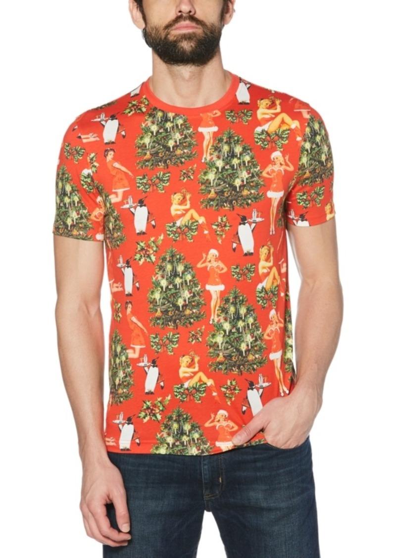 Original Penguin Men's Printed T-Shirt