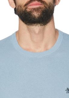 Original Penguin Men's Regular-Fit Yarn-Dyed Tuck Stitch Sweater