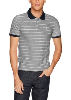 Original Penguin Men's Short Sleeve Stripe Polo