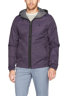 Original Penguin Men's Reversible Ratner Jacket