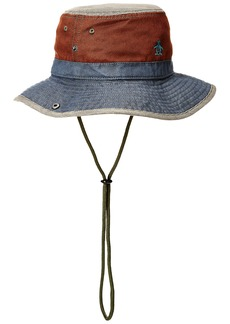 Original Penguin Men's Rinse Safari Bucket Hat  S-M