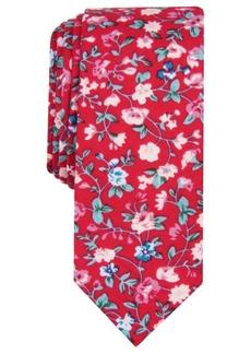 Original Penguin Men's Rosedale Floral Skinny Tie