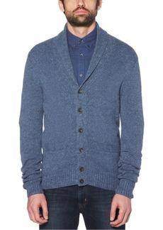 Original Penguin Men's Shawl Collar Cardigan Sweater