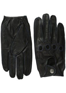 Original Penguin Men's Sheepskin Driving Gloves